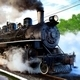 Steam Train Passby 03
