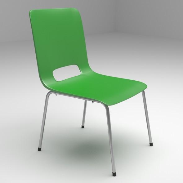 3DOcean Modern Chair 8136910