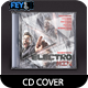 CD Cover Template Vol.04 - GraphicRiver Item for Sale
