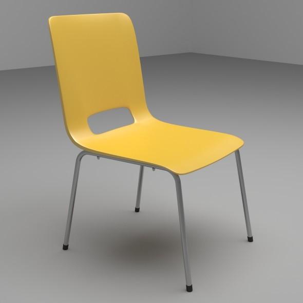Modern Chair - 3DOcean Item for Sale