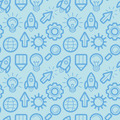 Seamless pattern with icons and signs - PhotoDune Item for Sale