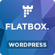 FlatBox - Flat Multipurpose WordPress Theme - ThemeForest Item for Sale