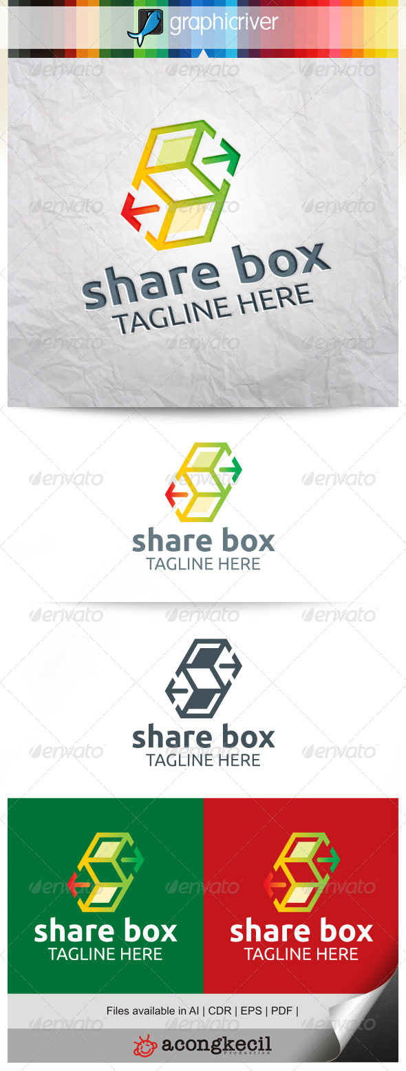 GraphicRiver Box Share 8138916