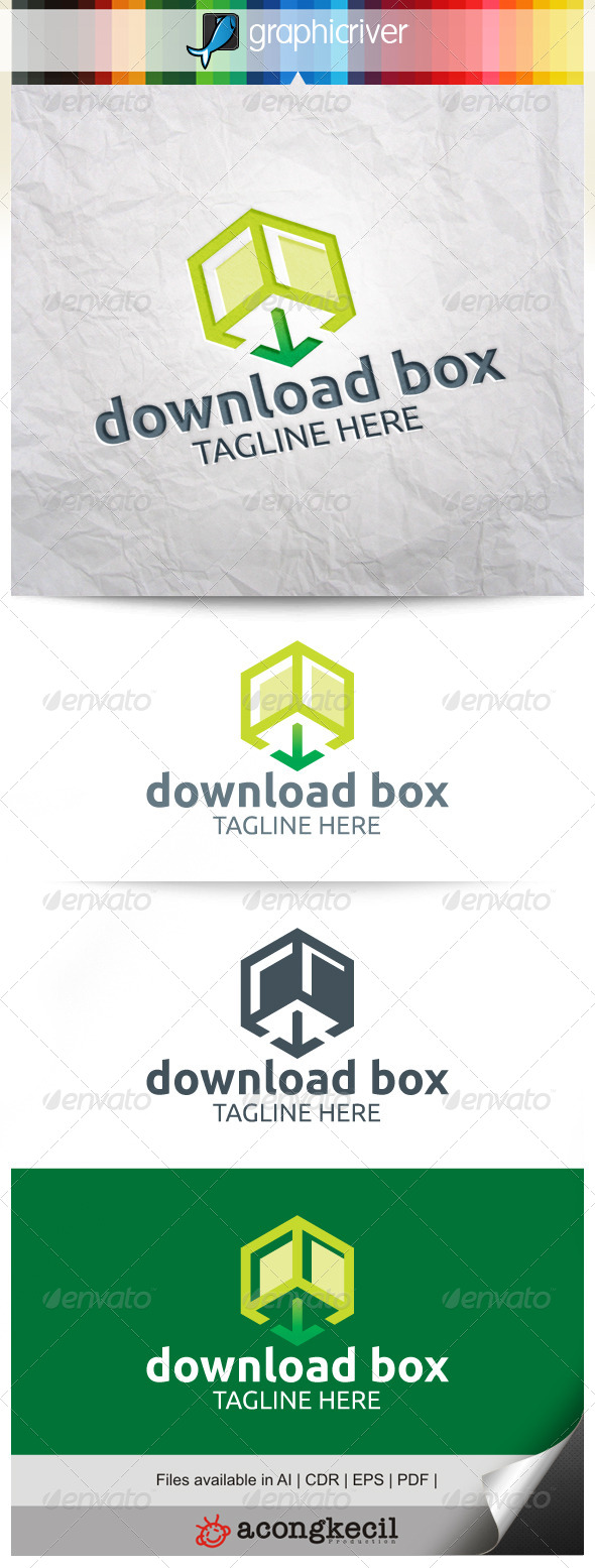 GraphicRiver Download Logo 8138917
