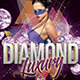 Diamond Luxury Flyer And Poster Template - GraphicRiver Item for Sale