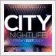 City Nightlife Party Flyer - GraphicRiver Item for Sale