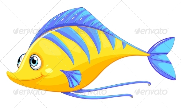 GraphicRiver A fish 8139201