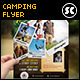 Camping Adventure Flyer - GraphicRiver Item for Sale