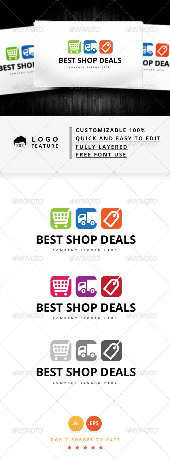 GraphicRiver Best Shop Deals 8140030