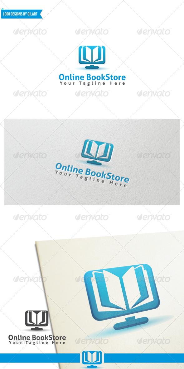 GraphicRiver Online BookStore 8140032