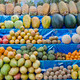various fruits and vegetables in asia bazaar - PhotoDune Item for Sale