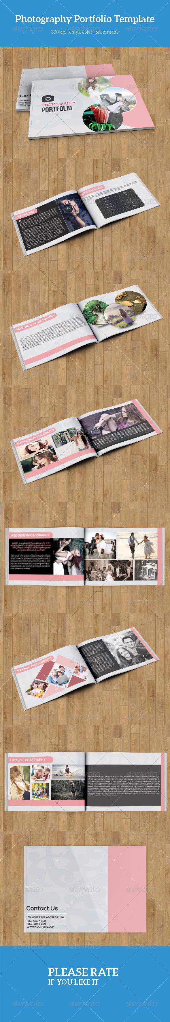 GraphicRiver Photography Catalog-V28 8141011