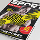 25 Pages Sport Magazine Vol65 - GraphicRiver Item for Sale