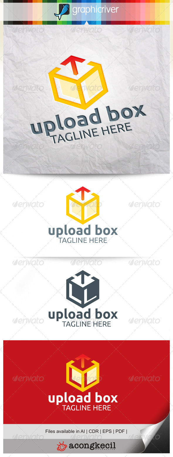GraphicRiver Upload Logo 8138920
