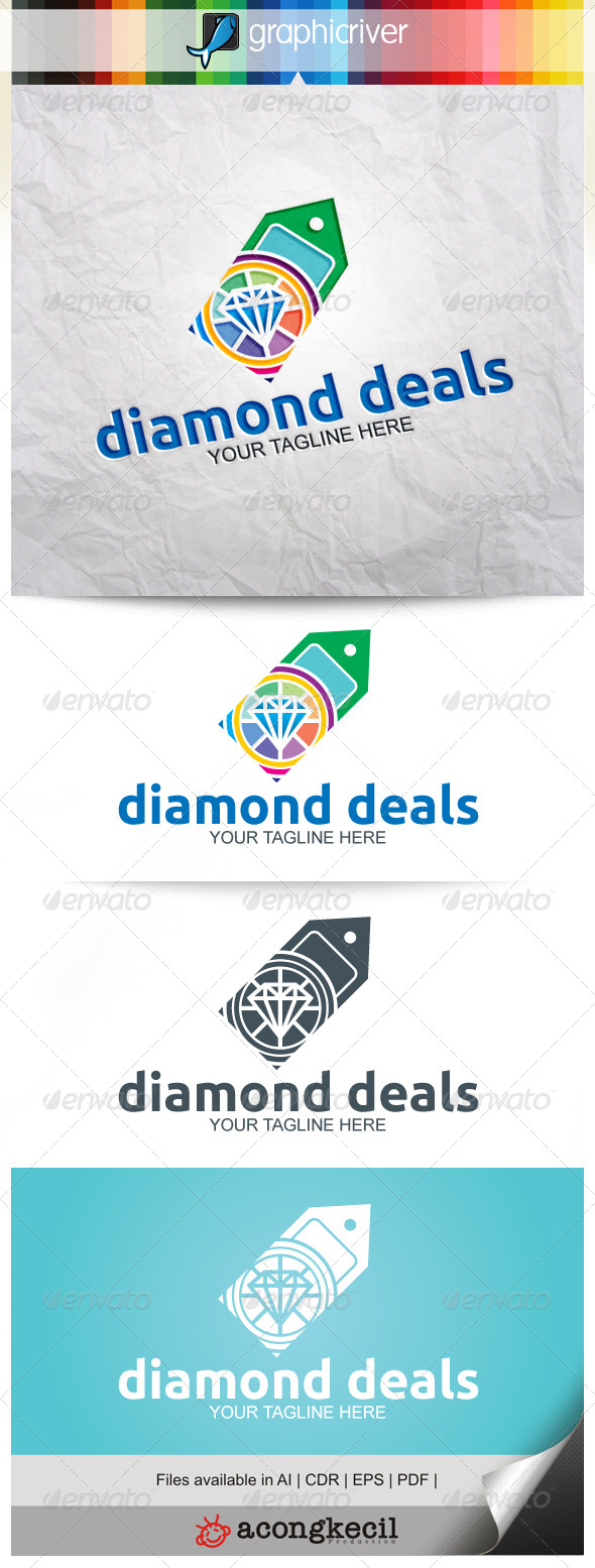 GraphicRiver Diamond Deals 8143199