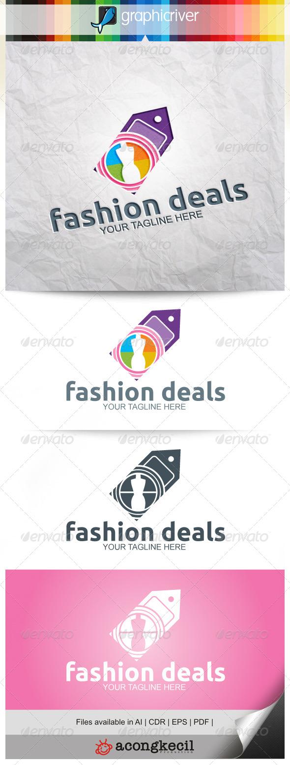 GraphicRiver Fashion Deals 8143212