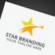 Star Branding Logo - GraphicRiver Item for Sale