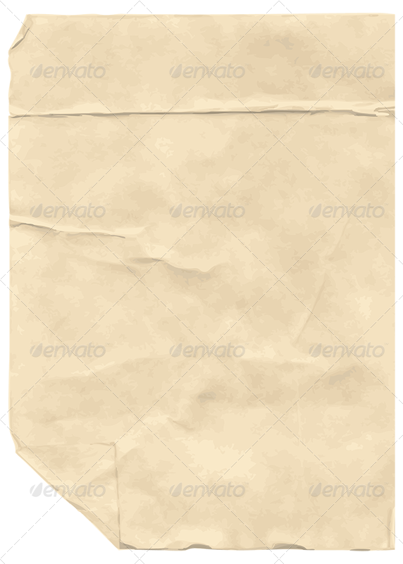 Vector Crumpled Paper Textures by Fourleaflover | GraphicRiver