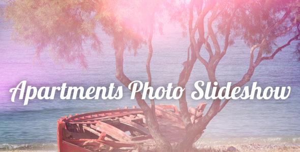 VideoHive Apartments Photo Slideshow 8143592