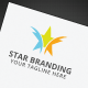Star Branding Logo 2 - GraphicRiver Item for Sale