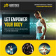 Sport Multipurpose Flyer 25 - GraphicRiver Item for Sale