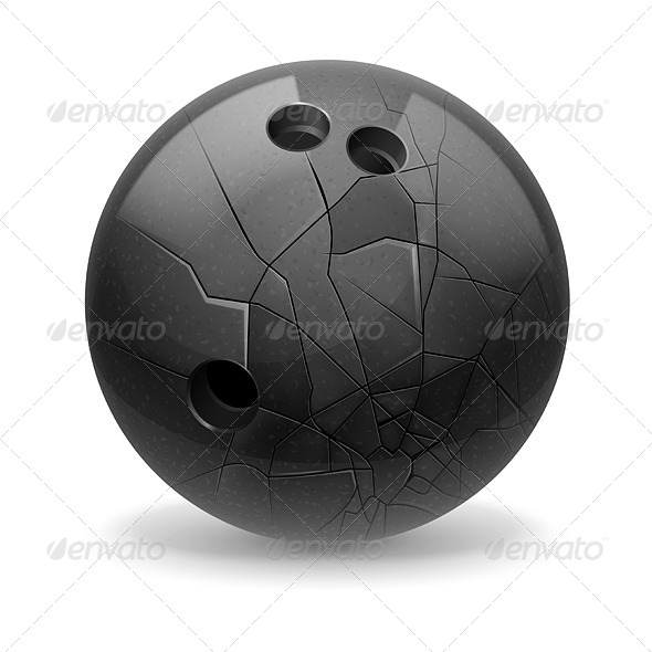 GraphicRiver Broken Ball 8144267