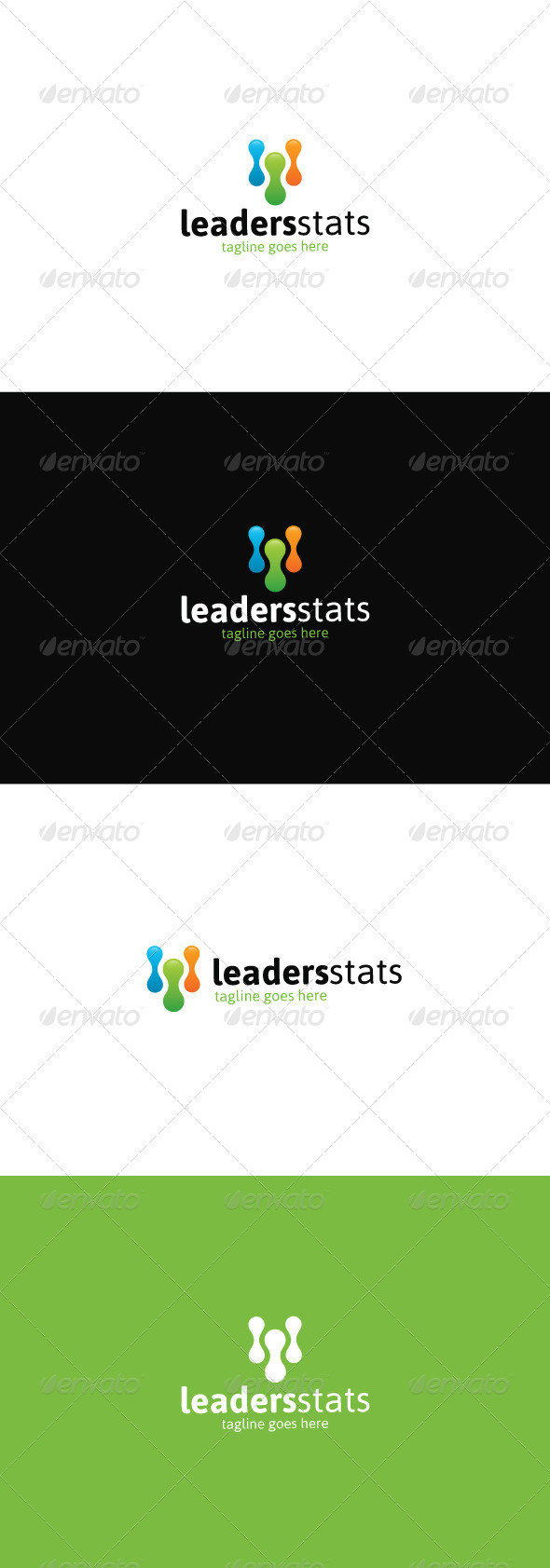 Leaders Stats Logo