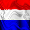 Netherlands Nederlands Holland waving silk Flag - PhotoDune Item for Sale