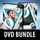 3 in 1 Techno Music DVD Covers Bundle 01 - GraphicRiver Item for Sale