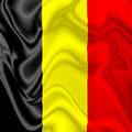 Belgium waving silk Flag - PhotoDune Item for Sale