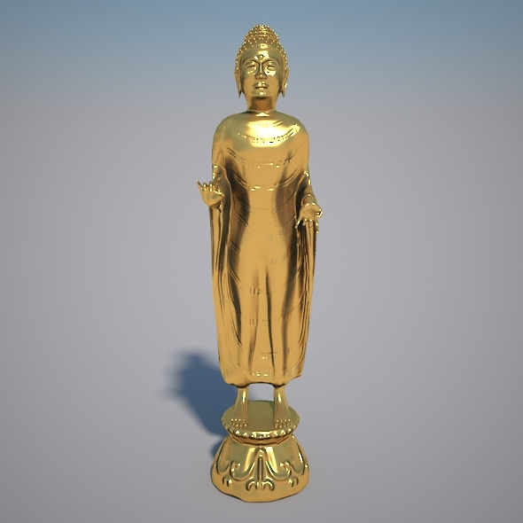 3DOcean Budha Statue 8144910