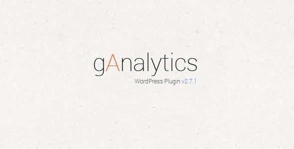 Download gAnalytics - Google Analytics WordPress Plugin nulled download