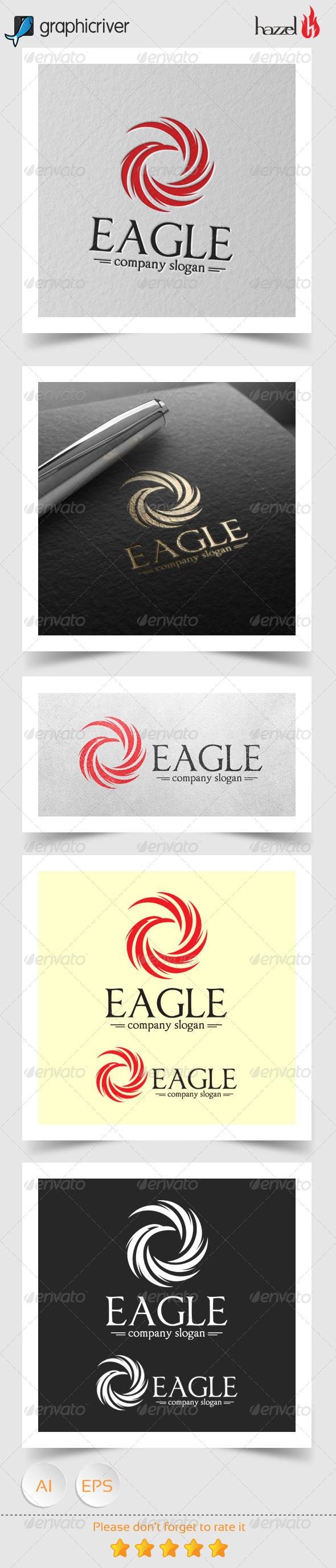 GraphicRiver Eagle Logo 8146056