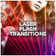 Laser Flash Transitions (5-Pack) - VideoHive Item for Sale