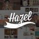 Hazel - Multi-Concept Creative WordPress Theme