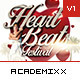 Heartbeats Festival Flyer in 3 Sizes - GraphicRiver Item for Sale