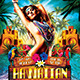Beach Party Flyer Template V5 - GraphicRiver Item for Sale