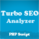 Turbo SEO Analyzer - CodeCanyon Item for Sale