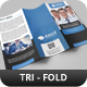 Creative Corporate Tri-Fold Brochure Vol 19 - GraphicRiver Item for Sale