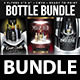 Bottle Bundle (Flyer Template 4x6) - GraphicRiver Item for Sale