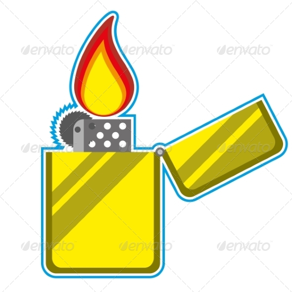 GraphicRiver Lighter 8148754
