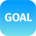 Goal icon on white background - PhotoDune Item for Sale