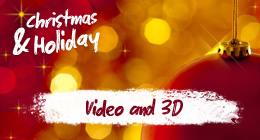 Christmas Video & 3D