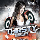Thirsty Thurdays Party - GraphicRiver Item for Sale