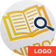 Find Book Logo Template - GraphicRiver Item for Sale