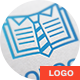 Pro Book Logo Template - GraphicRiver Item for Sale