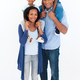 Download Family giving children piggyback ride from PhotoDune