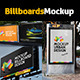 Professional Billboard MockUp  - GraphicRiver Item for Sale