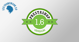 Template Support Prestashop 16