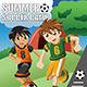 Summer Soccer Camp - GraphicRiver Item for Sale